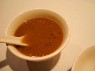 嶺南小館的甜湯