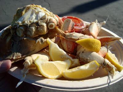肥美充滿蟹膏的螃蟹